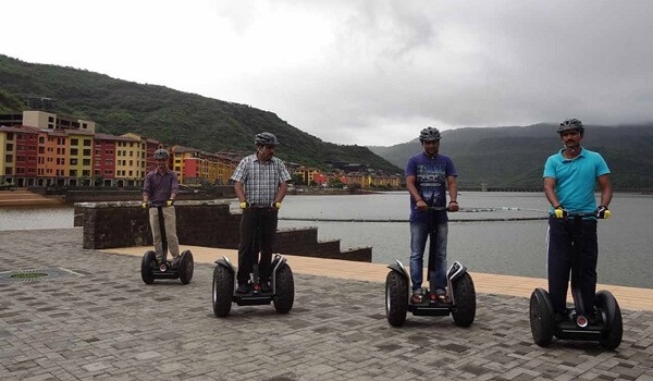 Water Activities In Lavasa